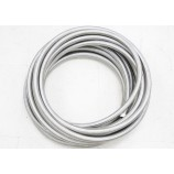 AN -12 AN12 AN12 Stainless Steel Braided Fuel Line Oil Gas Hose