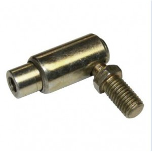 Cable Ball Joint 10-32 Housing with 1/4 Stud