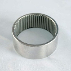 FH-0812 Drawn cup full complement needle roller bearings