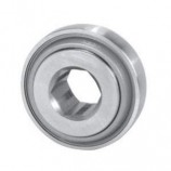 204KRR2 x 11/16 Hex Bore Special Agricultural Ball Bearing